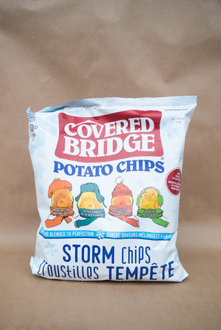 COVERED BRIDGE CHIPS  — STORM PACK!