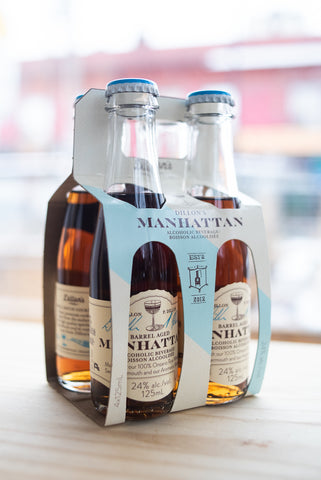 Dillon's — Manhattan 4-Pack