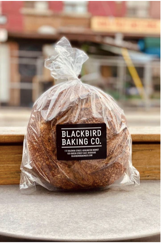 SOURDOUGH **LOCAL DELIVERY ONLY** BALDWIN LOAF