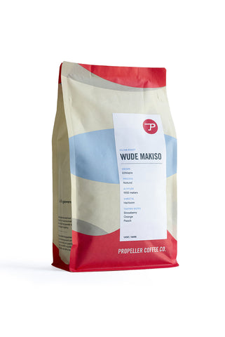 PROPELLER COFFEE — WUDE MAKISO (12oz)