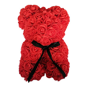 Teddy Bear - Rojo