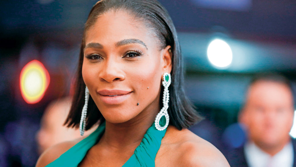 Who is Serena Williams?