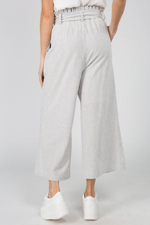 FRENCH ROMANCE WIDE PANTS