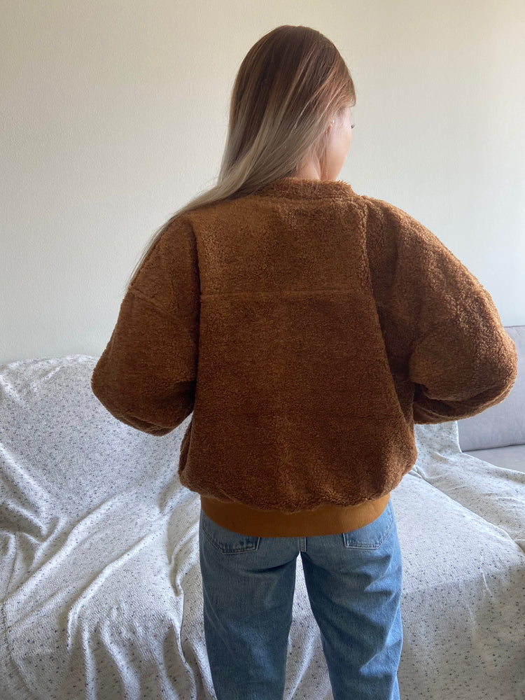 Little Bear Bomber styled Jacket