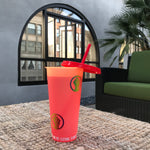 BLM Tumbler Campaign_Orange/Papaya