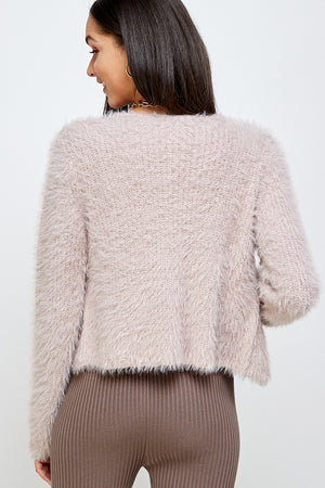 Calm Before The Storm soft Cardigan