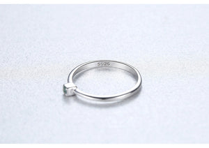 Genuine 925 Sterling Silver Ring