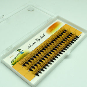 1box 60 Bundles Mink Eyelash Extensions