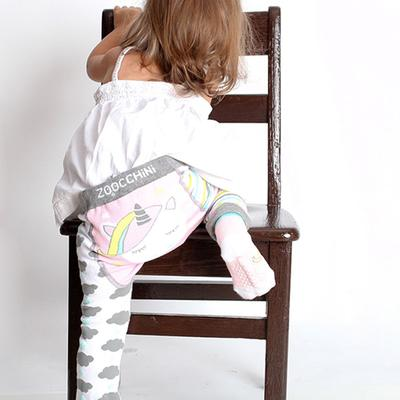 Set Legging & Medias Unicornio