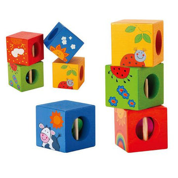 Cubos Discovery Animales