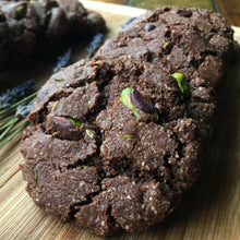Double Chocolate Pistachio Cookies (V/GF)