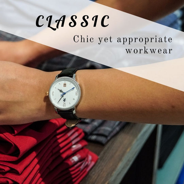 chic watches for women
