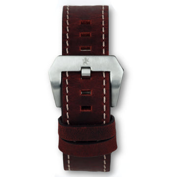 mens leather watch strap best 2021