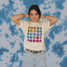 Load image into Gallery viewer, Tie-dye Smiley Tee