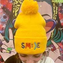 Load image into Gallery viewer, Smile Beanie