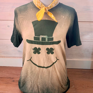 Saint Patty Smiley Tee