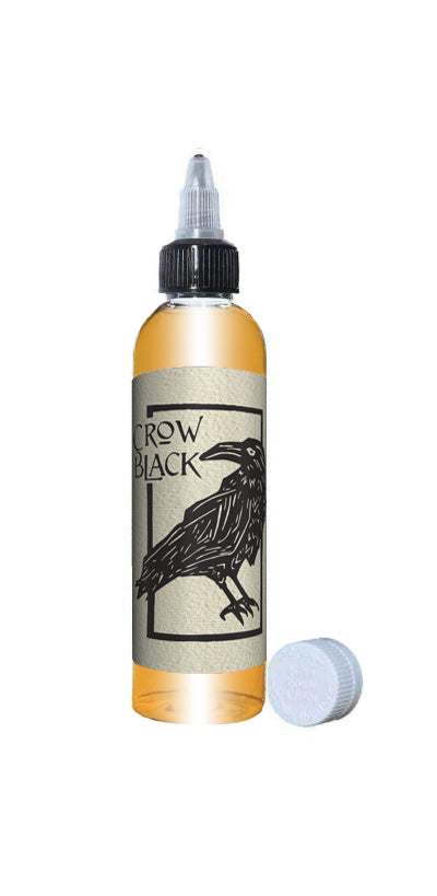 Crow Black 70ml- The Ultimate Pudding NORSKE KUNDER