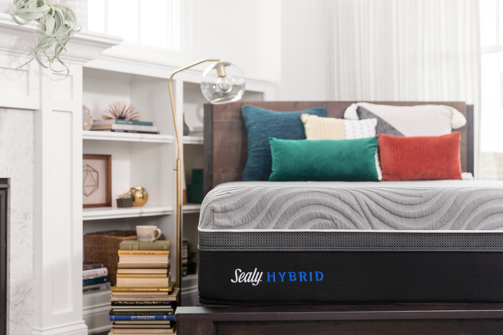 Sealy-Hybrid Performance Series-Kelburn II Cushion Firm Mattress