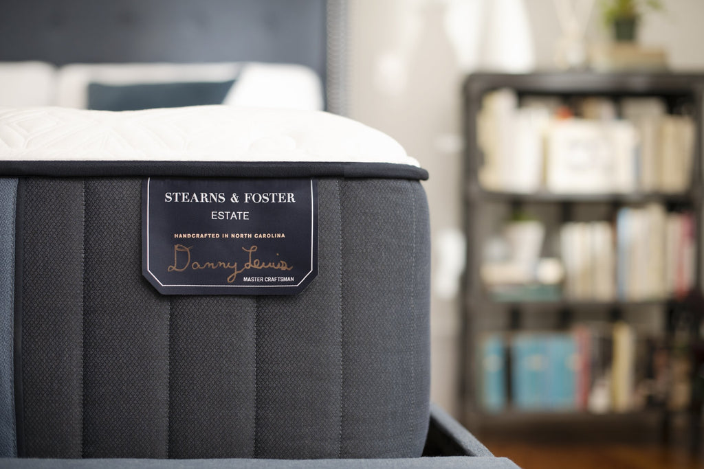 STEARNS & FOSTER- Estate Collection - Hurston Luxury Cushion Firm Mattress