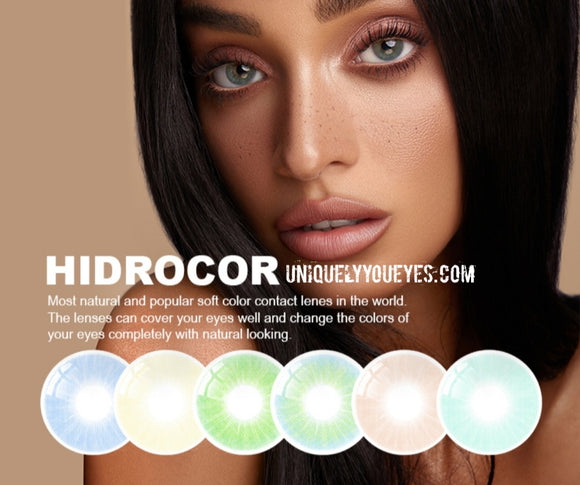 Hidrocor Contact Lenses