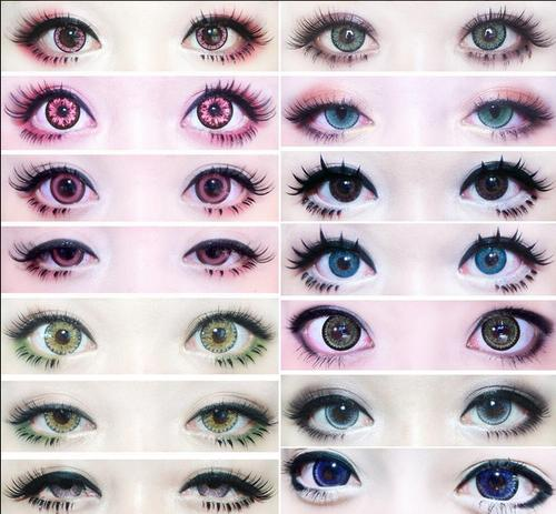 Dolly Eyed & Cosplay Contact Lenses