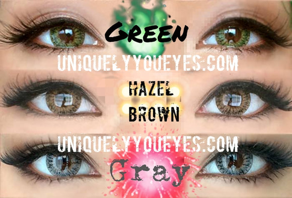 natural colored contacts brown green gray grey