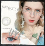 PURE NATURE Crystal GRAY NATURAL Colored Contacts-Pure Nature-UNIQUELY-YOU-EYES