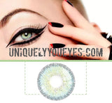 European Natural style Blue/Green colored Contact Lens-European Naturals-UNIQUELY-YOU-EYES