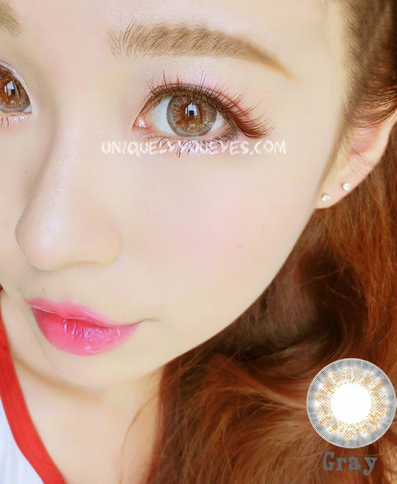 Hami Queen Gray Naturally Beautiful colored contacts-Hami-UNIQUELY-YOU-EYES