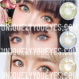WILDCAT BLUE NATURAL COLORED CONTACTS