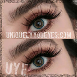 Pro Series INDIA BLUE/BROWN Colored Contacts-PRO SERIES-UNIQUELY-YOU-EYES