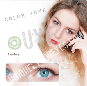 FAVORITE TEA GREEN NATURAL COLORTONE-Colortone-UNIQUELY-YOU-EYES