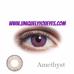 amethyst coloredcontacts