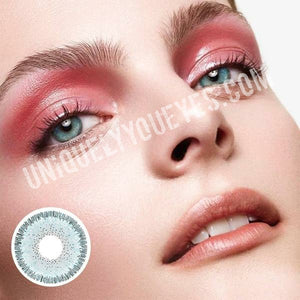 NEW ARRIVAL Magic Blue Coloured Contacts