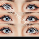 Pro Series Crystal Gray Colored Contacts-PRO SERIES-UNIQUELY-YOU-EYES
