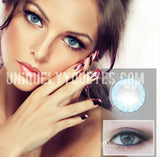 Glass Ball Blue Super Naturals Colored Contacts-Glass Ball-UNIQUELY-YOU-EYES