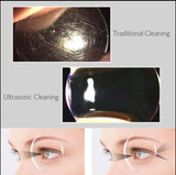 Ultrasonic lens Cleaning Machine Care Automatic Contact Lense Cleaner-Lense Cleaning Devices-UNIQUELY-YOU-EYES