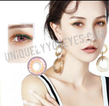 Hami Queen Pink Naturally Beautiful Colored eyes-Hami-UNIQUELY-YOU-EYES
