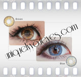 Hami Queen Brown Naturally beautiful eyes-Hami-UNIQUELY-YOU-EYES