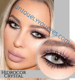CRYSTAL Hidrocor Natural COLORED CONTACTS-Hidrocor-UNIQUELY-YOU-EYES
