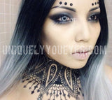 ☆PRE-ORDER☆SHINING STAR LIGHT GRAY/WHITE DOLLY for BIG EYES-Shining Star-UNIQUELY-YOU-EYES