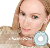 NEW ARRIVAL Magic Blue Coloured Contacts-Magic-UNIQUELY-YOU-EYES