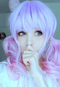 SHINING STAR Coral Light Pink Peach COSPLAY DOLLY CONTACTS-Shining Star-UNIQUELY-YOU-EYES