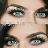 MOST POPULAR BEST SELLER Ocean Air Sky Gray Colored Contact Lens-Ocean Air-UNIQUELY-YOU-EYES