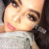 Pro Series Khaki Brown-yellow Colored Contacts-PRO SERIES-UNIQUELY-YOU-EYES