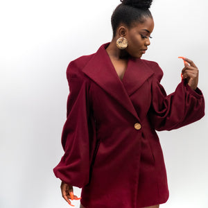 Akpevwe Blazer Dress