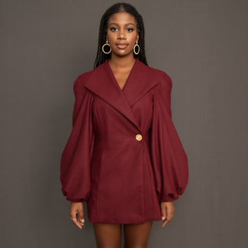 The Akpevwe Blazer Dress