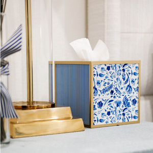 The Perfect Tissue Box Cover - Watercolor