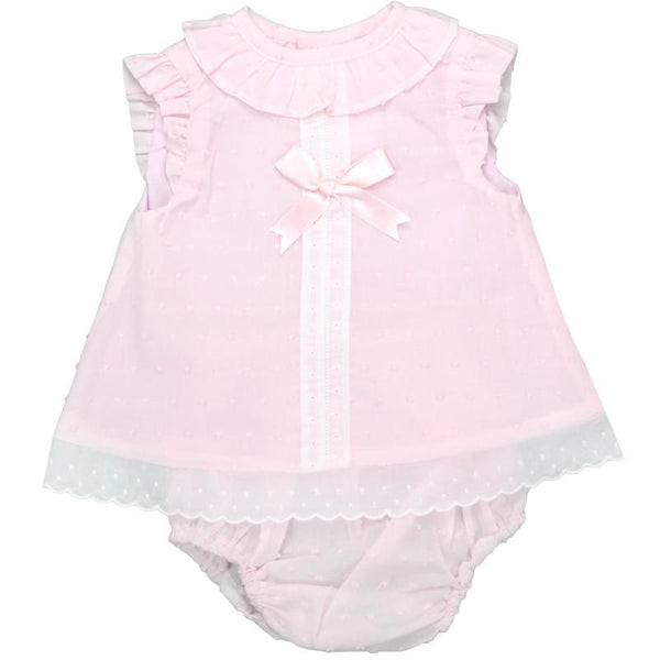 BABYFERR - Baby Dress Set - Arabella's Baby Boutique