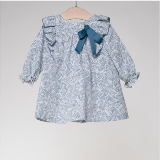 0898b7e0f225 Fina Ejerique Teal Girls Dress